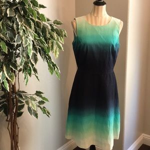 Preston & York Ombré Dress